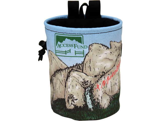 Metolius Access Fund Comp Chalk Bag Yosemite
